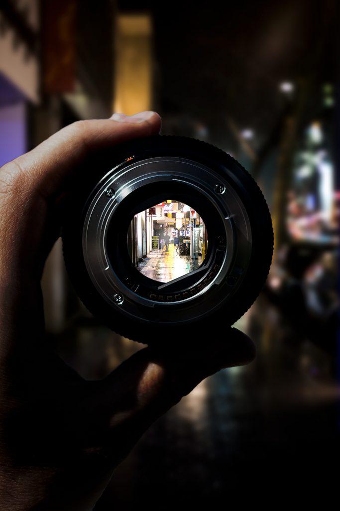 Canon systeemcamera